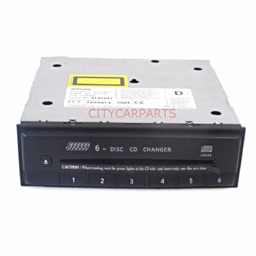 NISSAN ALMERA N16 MODELS 2002 TO 06 6 CD DISC CLARION CHANGER PN 2302M 28184 4M500